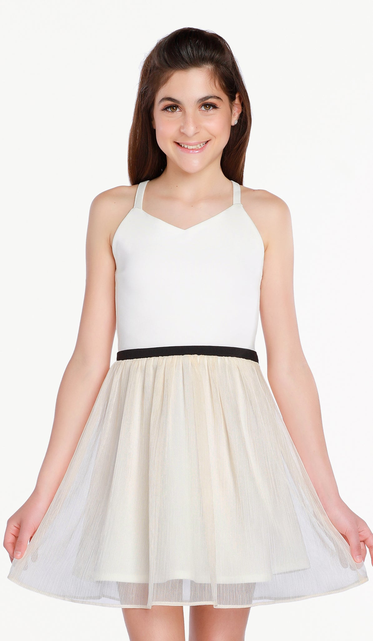 THE EMMIE DRESS - Sallymiller.com - [variant title] - | Event & Party Dresses for Tween Girls & Juniors | Weddings Dresses, Bat Mitzvah Dresses, Sweet Sixteen Dresses, Graduation Dresses, Birthday Party Dresses, Bar Mitzvah Dresses, Cotillion Dresses