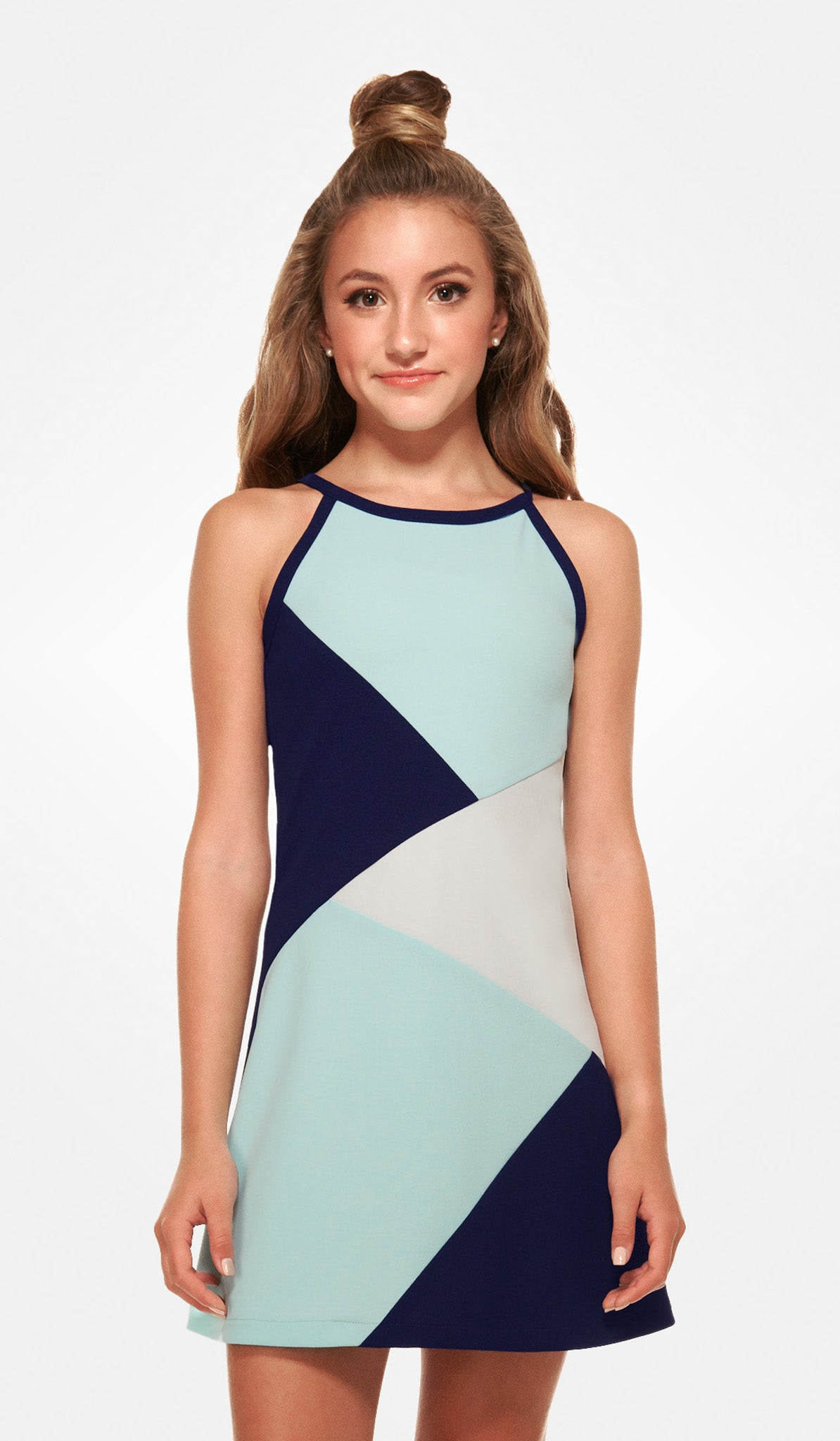 THE SOUTH BEACH DRESS - Sallymiller.com - [variant title] - | Event & Party Dresses for Tween Girls & Juniors | Weddings Dresses, Bat Mitzvah Dresses, Sweet Sixteen Dresses, Graduation Dresses, Birthday Party Dresses, Bar Mitzvah Dresses, Cotillion Dresses