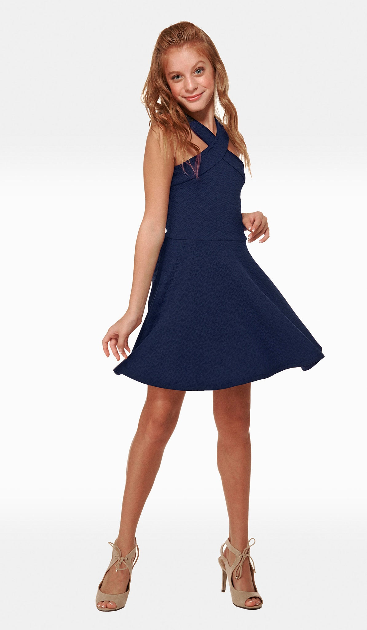 THE TRACIE DRESS - Sallymiller.com - [variant title] - | Event & Party Dresses for Tween Girls & Juniors | Weddings Dresses, Bat Mitzvah Dresses, Sweet Sixteen Dresses, Graduation Dresses, Birthday Party Dresses, Bar Mitzvah Dresses, Cotillion Dresses