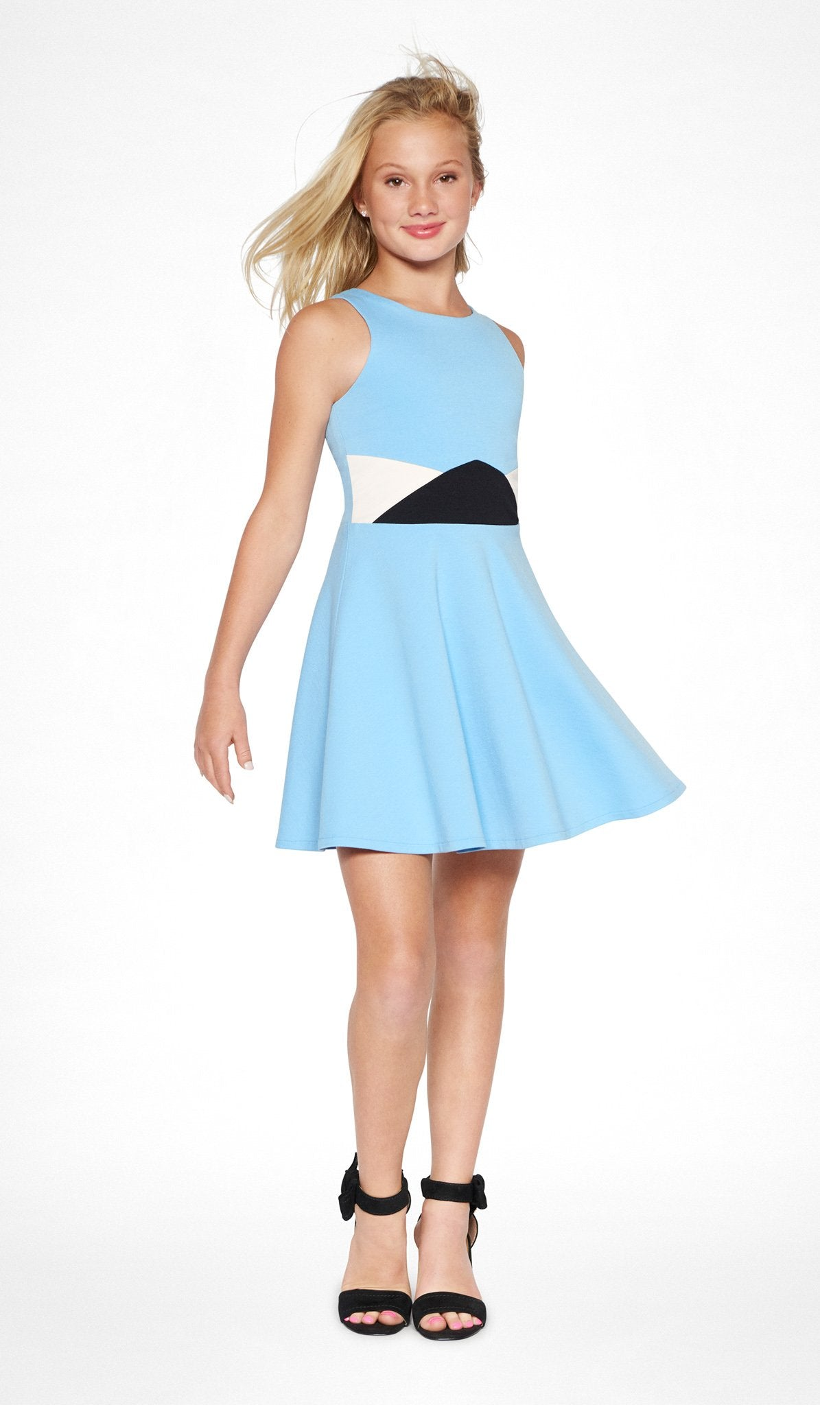 THE SKY DRESS - Sallymiller.com - [variant title] - | Event & Party Dresses for Tween Girls & Juniors | Weddings Dresses, Bat Mitzvah Dresses, Sweet Sixteen Dresses, Graduation Dresses, Birthday Party Dresses, Bar Mitzvah Dresses, Cotillion Dresses