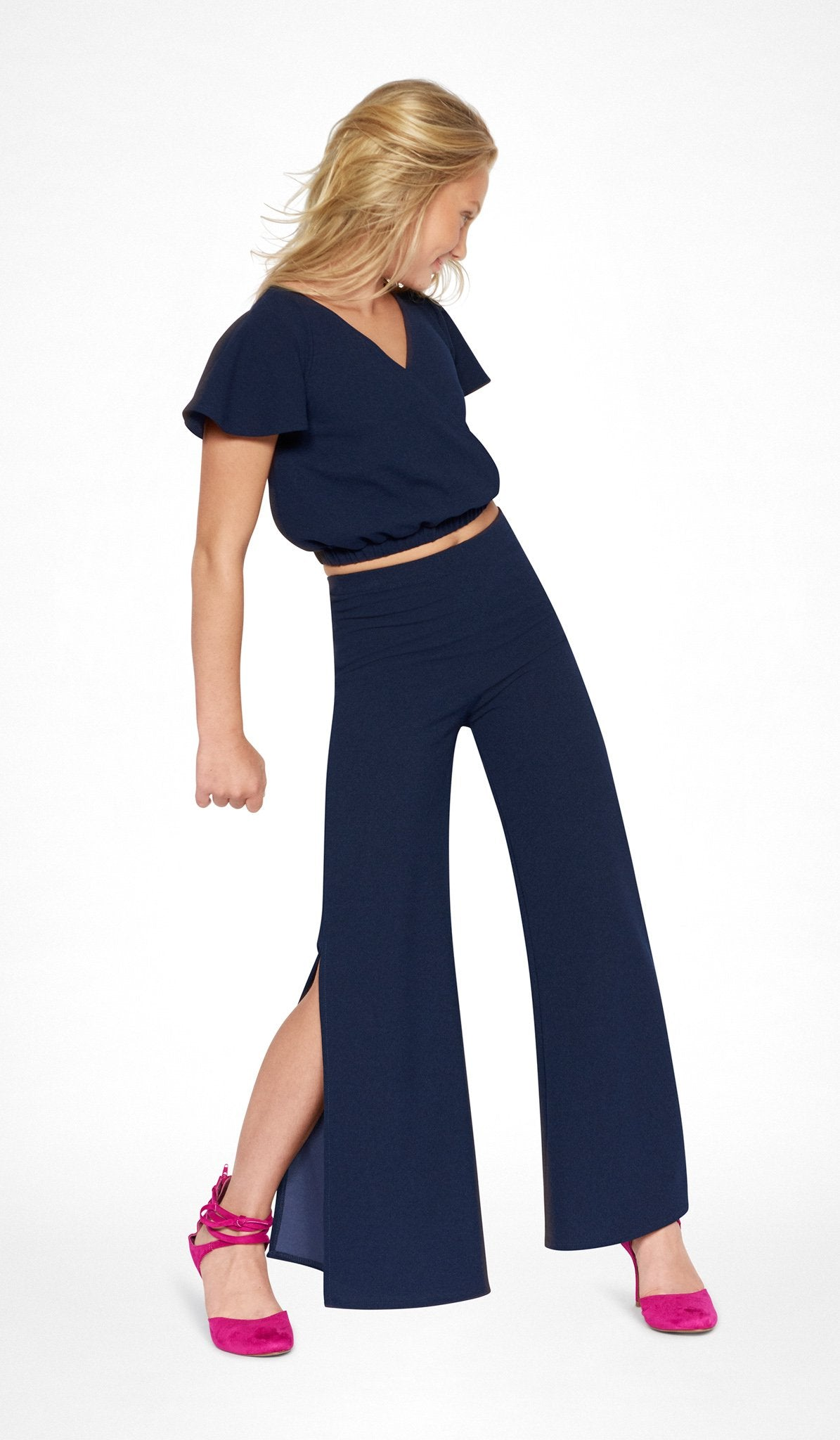 Sally Miller matching pant set