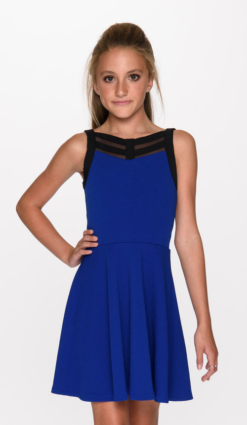 THE SKAI DRESS - 3043