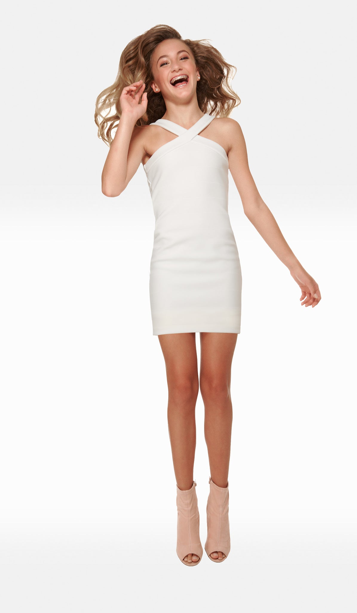 THE SIERRA DRESS (JUNIORS) - Sallymiller.com - [variant title] - | Event & Party Dresses for Tween Girls & Juniors | Weddings Dresses, Bat Mitzvah Dresses, Sweet Sixteen Dresses, Graduation Dresses, Birthday Party Dresses, Bar Mitzvah Dresses, Cotillion Dresses