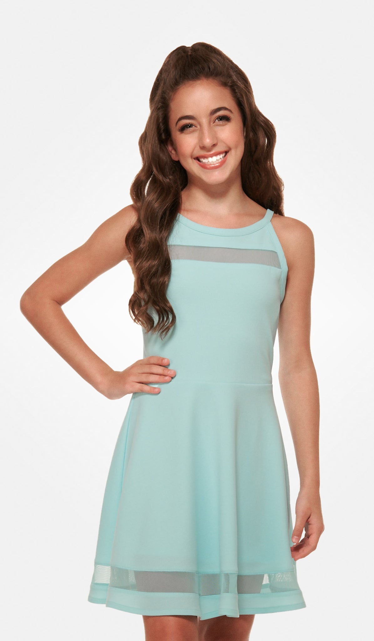 THE TIFFANY DRESS - Sallymiller.com - [variant title] - | Event & Party Dresses for Tween Girls & Juniors | Weddings Dresses, Bat Mitzvah Dresses, Sweet Sixteen Dresses, Graduation Dresses, Birthday Party Dresses, Bar Mitzvah Dresses, Cotillion Dresses