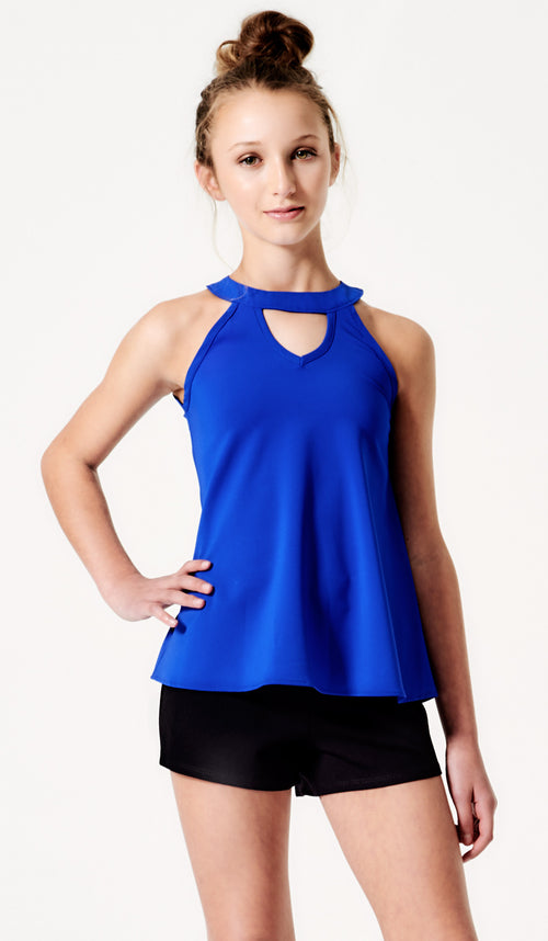 V CUT OUT TOP - 2821