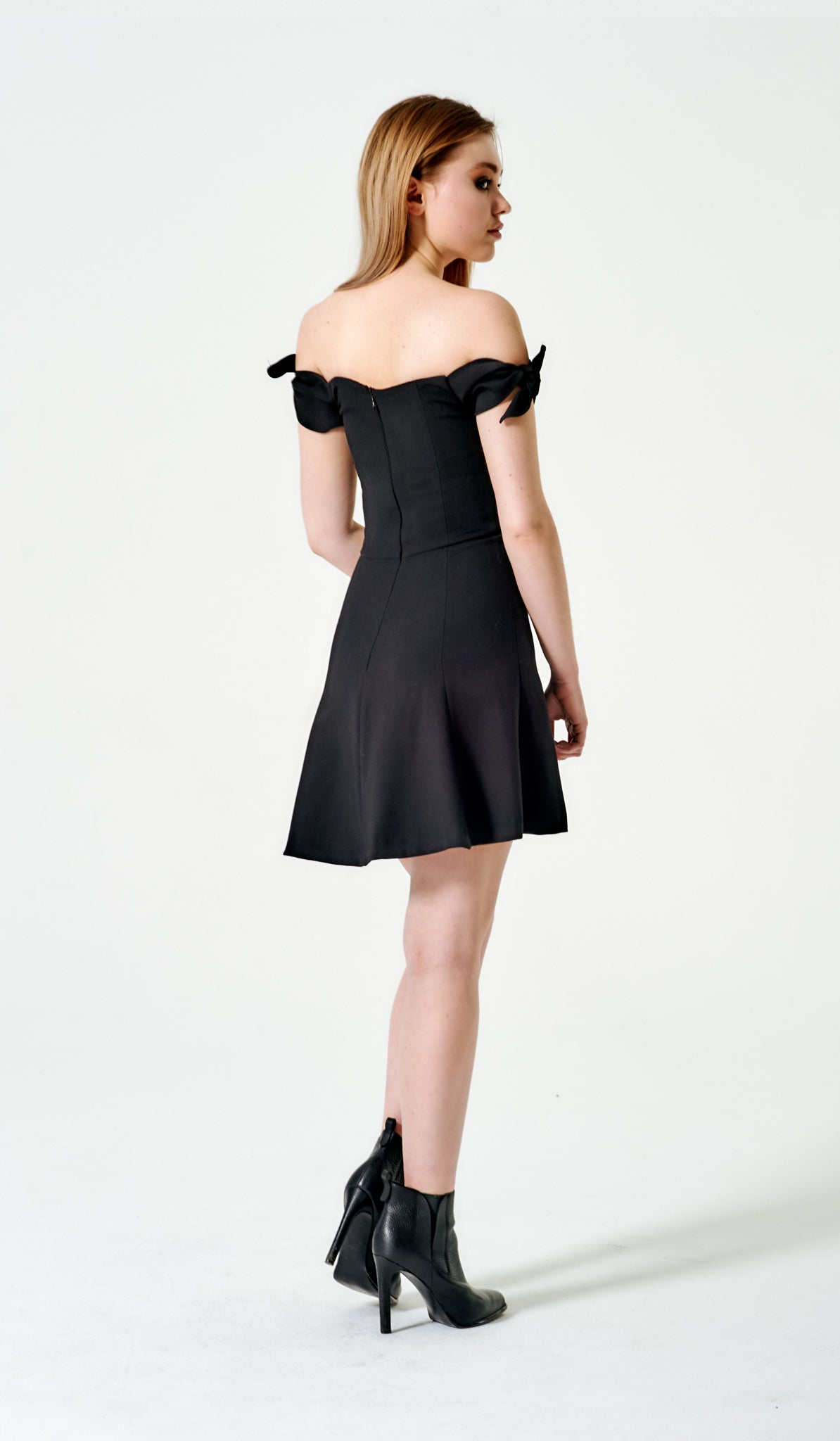 THE SIMONE DRESS  - SMYC1148
