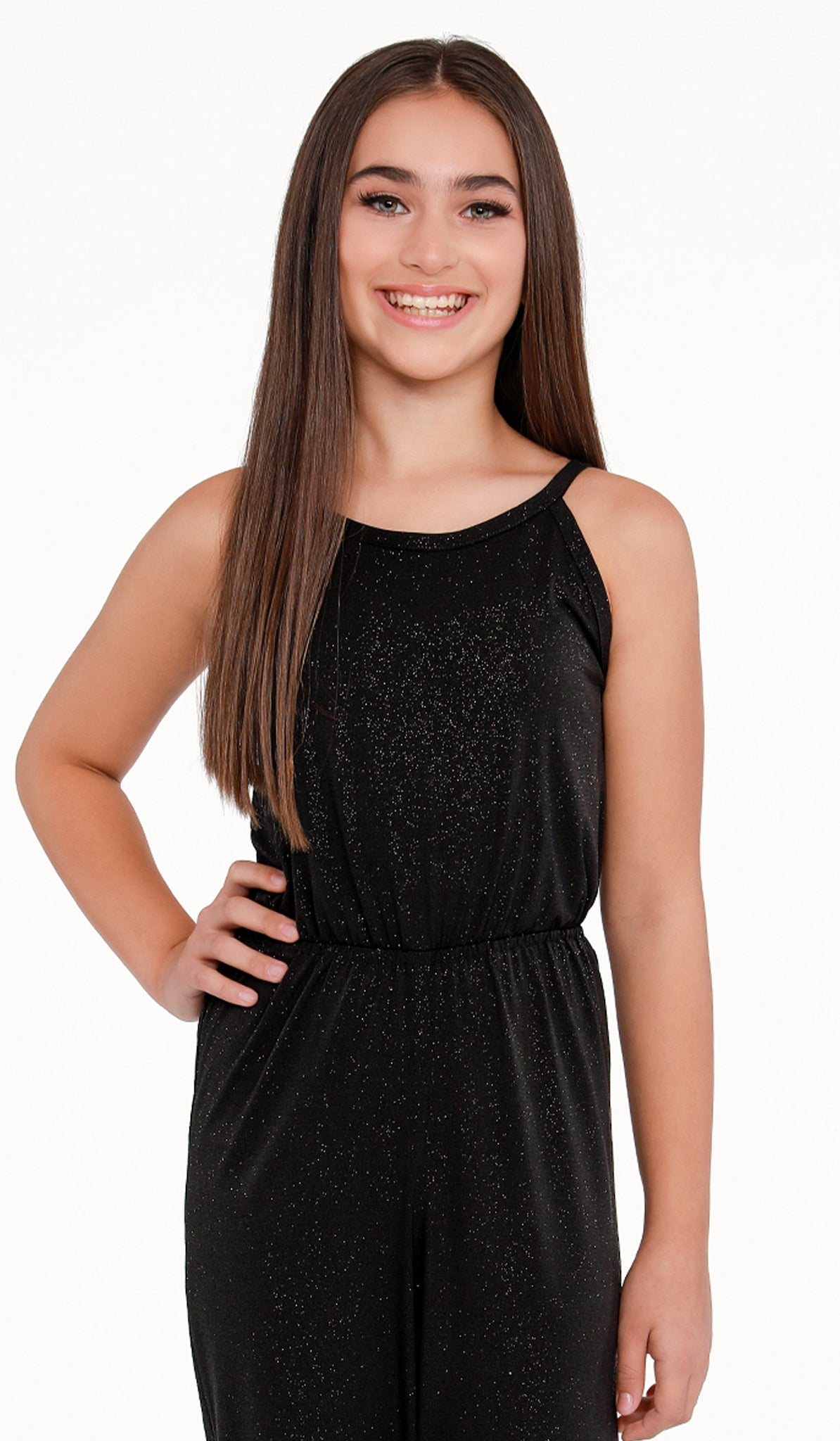 THE EVE JUMPSUIT - Sallymiller.com - [variant title] - | Event & Party Dresses for Tween Girls & Juniors | Weddings Dresses, Bat Mitzvah Dresses, Sweet Sixteen Dresses, Graduation Dresses, Birthday Party Dresses, Bar Mitzvah Dresses, Cotillion Dresses