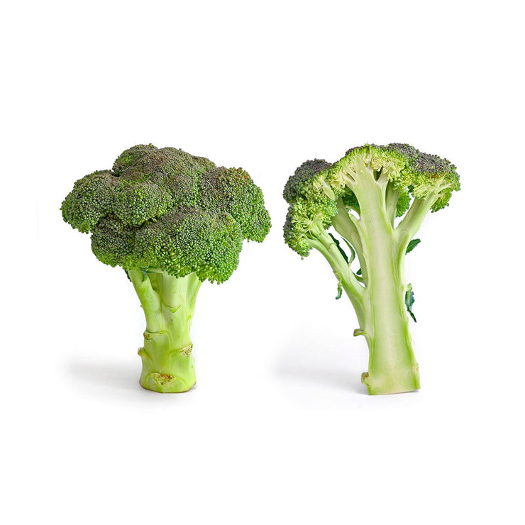 Broccoli - 2 crowns.