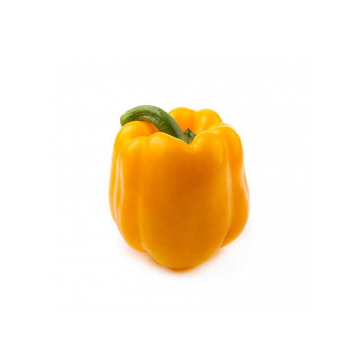 Bell peppers – Yellow - 2 pcs