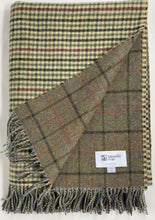 Load image into Gallery viewer, Camel Check with Tartan