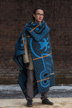 Load image into Gallery viewer, Kharetsa Aloe Basotho Blanket