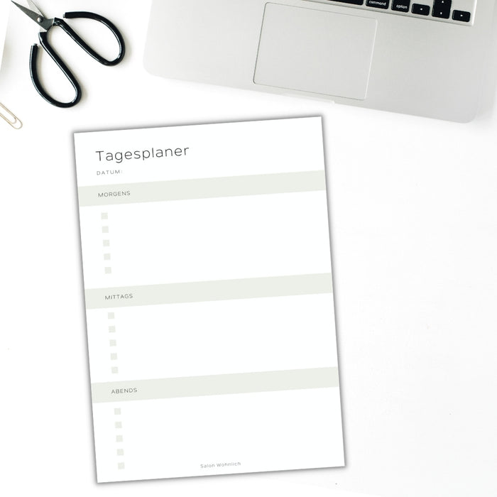 Tagesplaner Download