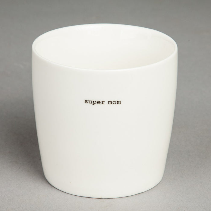 "Sögne Tasse ""Super Mom"""