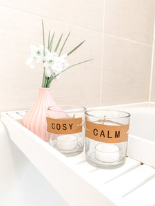 Calm & Cosy Tea-light Holders