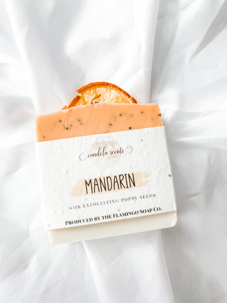Mandarin Soap Bar