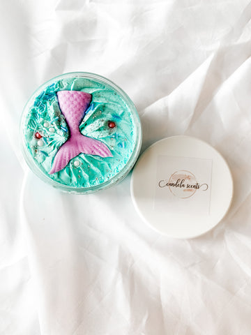 Mermaid Slushie Shower Fluff 140g