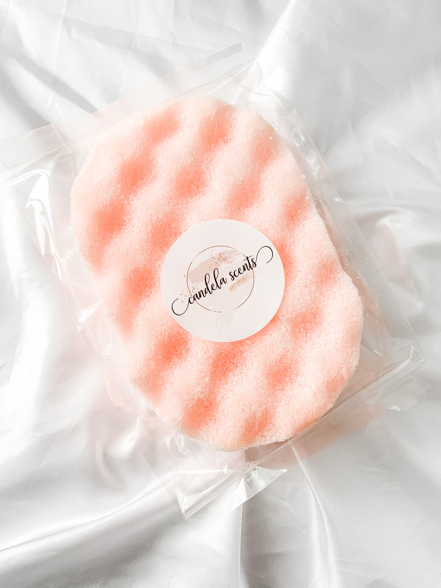 Madam (Inspired By Mademoiselle) Exfoliating Soap Sponge