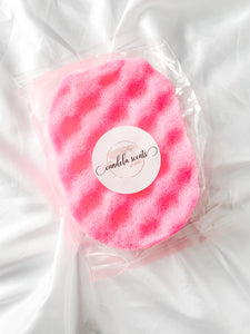 Lucky (Inspired By Chance Perfume) Exfoliating Soap Sponge