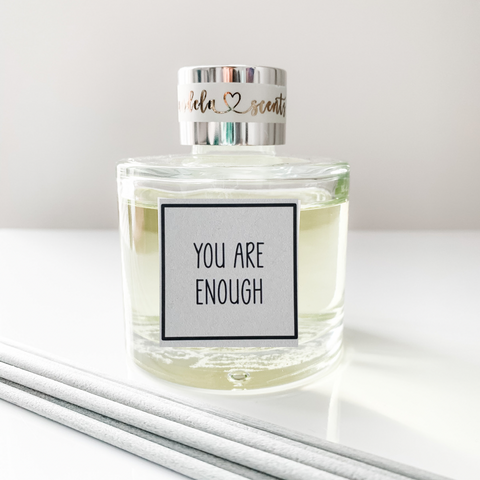 Inspirational Range 'You Are Enough' Luxury Reed Diffuser 100ml