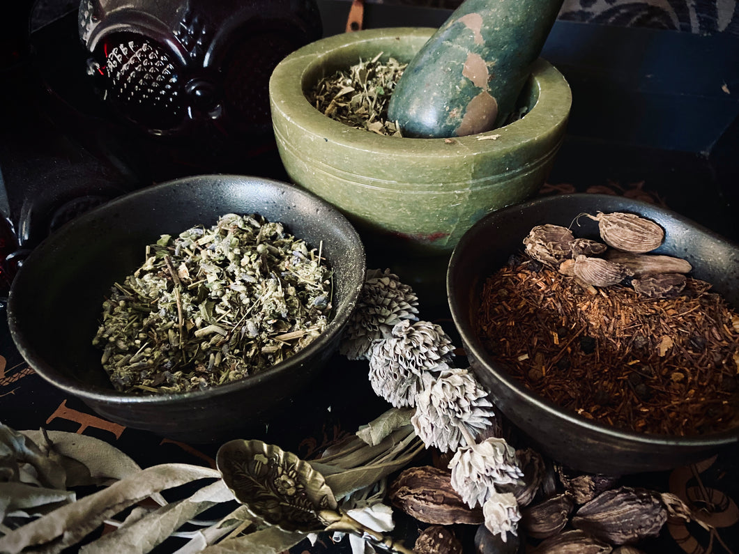 Scrying Herbal Blend
