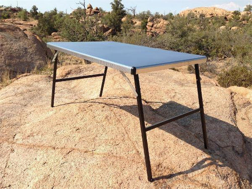 Eeziawn K9 Large S/S Camp Table (SKU: K9A-145) - Canyon Off-Road