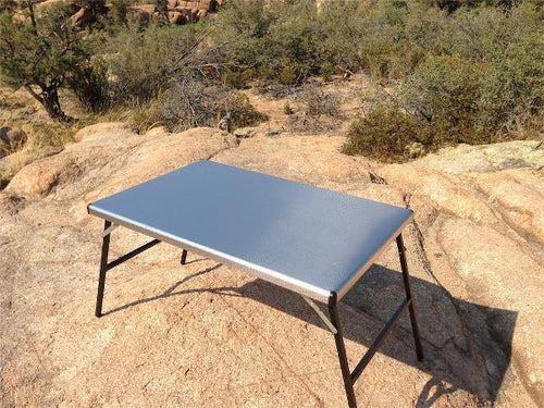 Eeziawn K9 XLarge S/S Camp Table (SKU: K9A-145X) - Canyon Off-Road