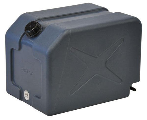 Boab 40L POLY water tank (SKU: WTP40J) - Canyon Off-Road