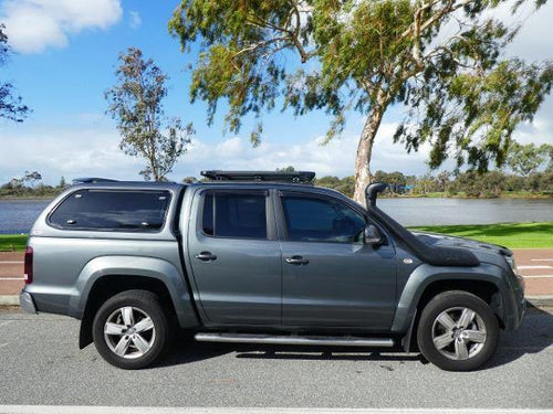 Eeziawn K9 Roof Rack VW Amarok (1.2m Track mount) (SKU: K9R-V080) - Canyon Off-Road