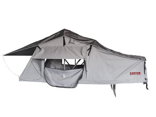 Canyon Off-Road 2 Person Roof Top Tent (SOFT SHELL LONG STYLE) (SKU: CAN-200-L) - Canyon Off-Road