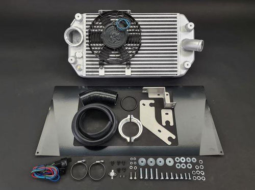 HOLDEN COLORADO (2008-2012) RC 3Lt TOP Mount Intercooler Kit (SKU: IK-HC-RC-T) - Canyon Off-Road