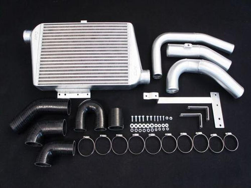 HOLDEN COLORADO (2008-2012) RC 3Lt FRONT Mount Intercooler Kit (SKU: IK-HC-RC-F) - Canyon Off-Road