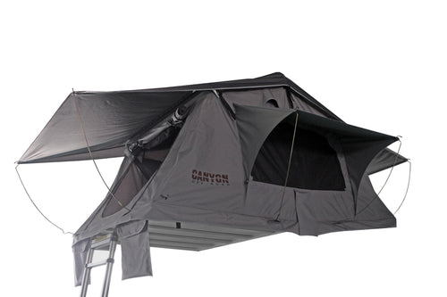 Canyon Off-Road 2 Person Roof Top Tent (SOFT SHELL)(SKU: CAN-100-S) - Canyon Off-Road
