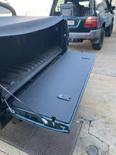 Load image into Gallery viewer, Toyota Hilux KUN/GUN Tailgate Storage (SKU: HFTHTS)