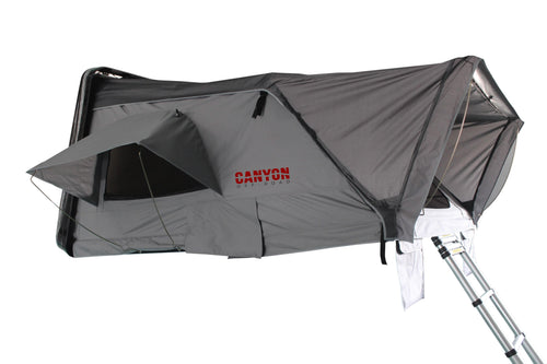 Canyon Off-Road 4 Person Roof Top Tent (2.1M Hard Shell) (SKU: CAN-750-H) - Canyon Off-Road
