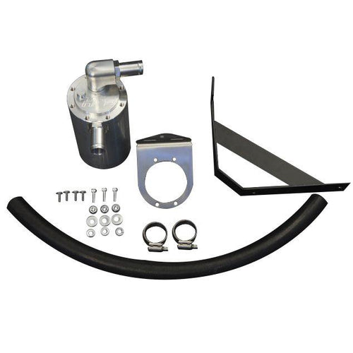 Holden Colorado (2008-2022) RG 2.8L HPD Oil Catch Can (SKU: OCC-B-HCRG) - Canyon Off-Road