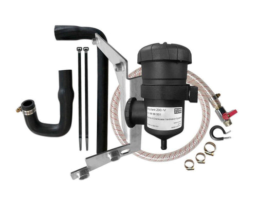 Holden Colorado (2017-2021) Z71 2.8L TURBO DIESEL PROVENT PV200 CATCH CAN OIL SEPARATOR KIT (OS-PROV-39) - Canyon Off-Road
