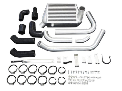 HOLDEN RODEO (2003-2006) RA FRONT Mount Intercooler Kit (SKU: IK-HR-RA-F) - Canyon Off-Road