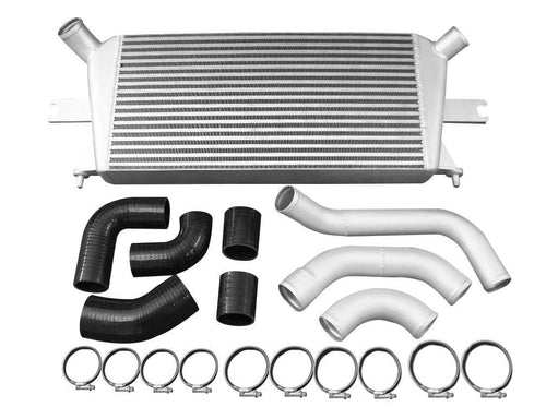 HOLDEN COLORADO (2013-2021) RG 2.8Lt FRONT Mount Intercooler Kit (SKU: IK-HC2-F) - Canyon Off-Road