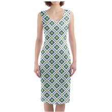 Load image into Gallery viewer, Southern Cross Bodycon Dress