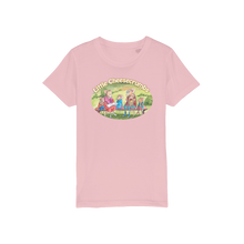 Load image into Gallery viewer, Little Cheesecrumbs Jersey Kids T-Shirt
