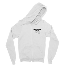 Load image into Gallery viewer, Modern Nomad Peace Classic Adult Zip Hoodie