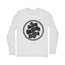 Load image into Gallery viewer, Nil Nisi Bonum Classic Long Sleeve T-Shirt