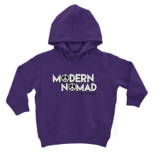 Load image into Gallery viewer, Modern Nomad Activist Classic Kids Hoodie