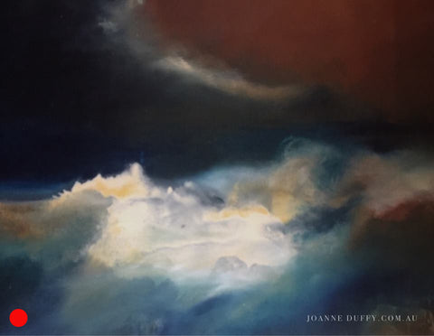 Night's Ocean by Joanne Duffy