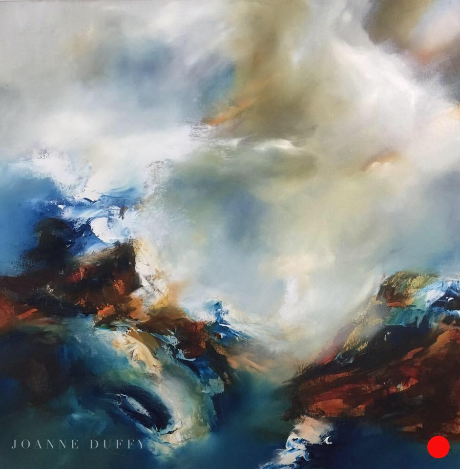 Journey Part VII by Joanne Duffy
