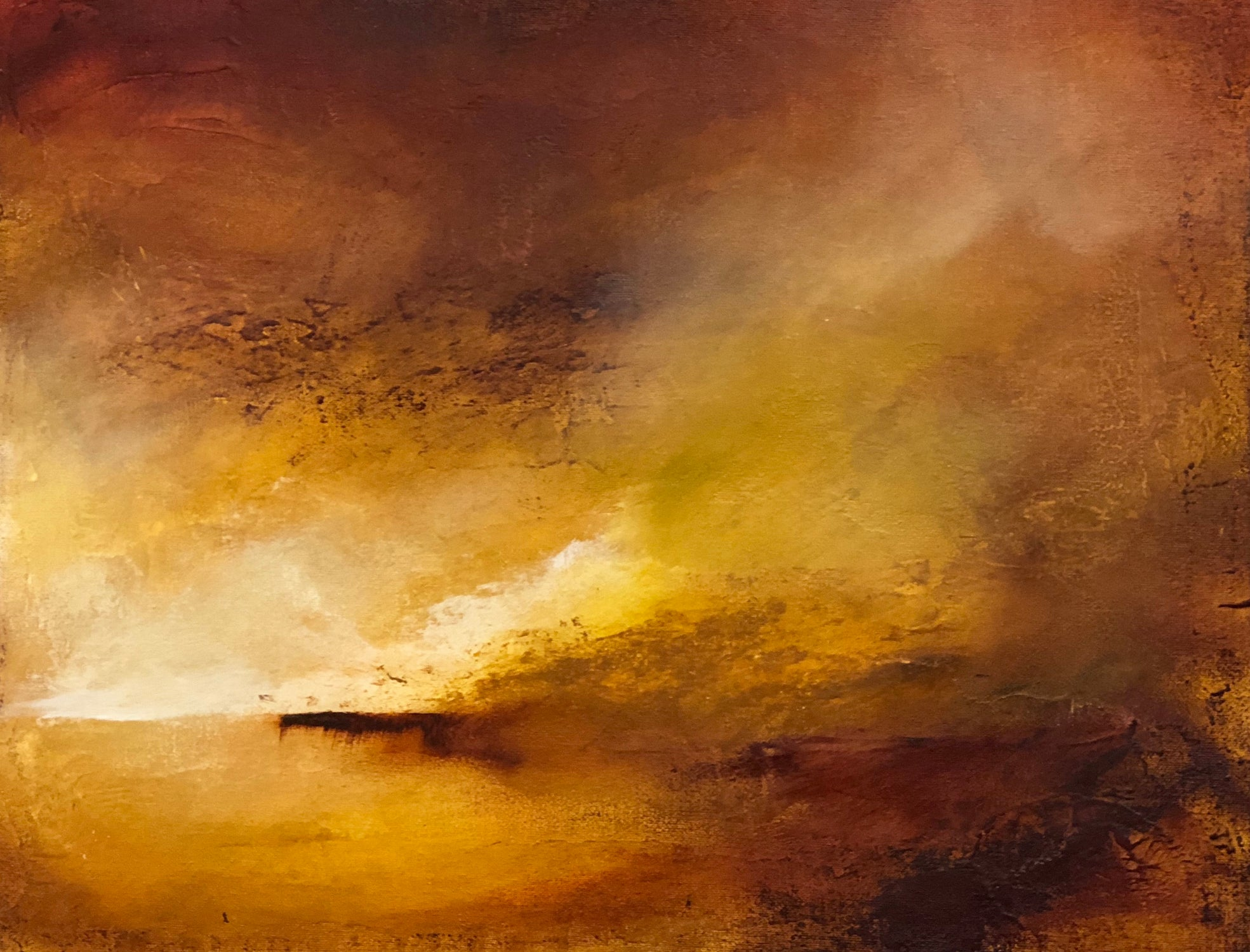 Arid Light by Joanne Duffy