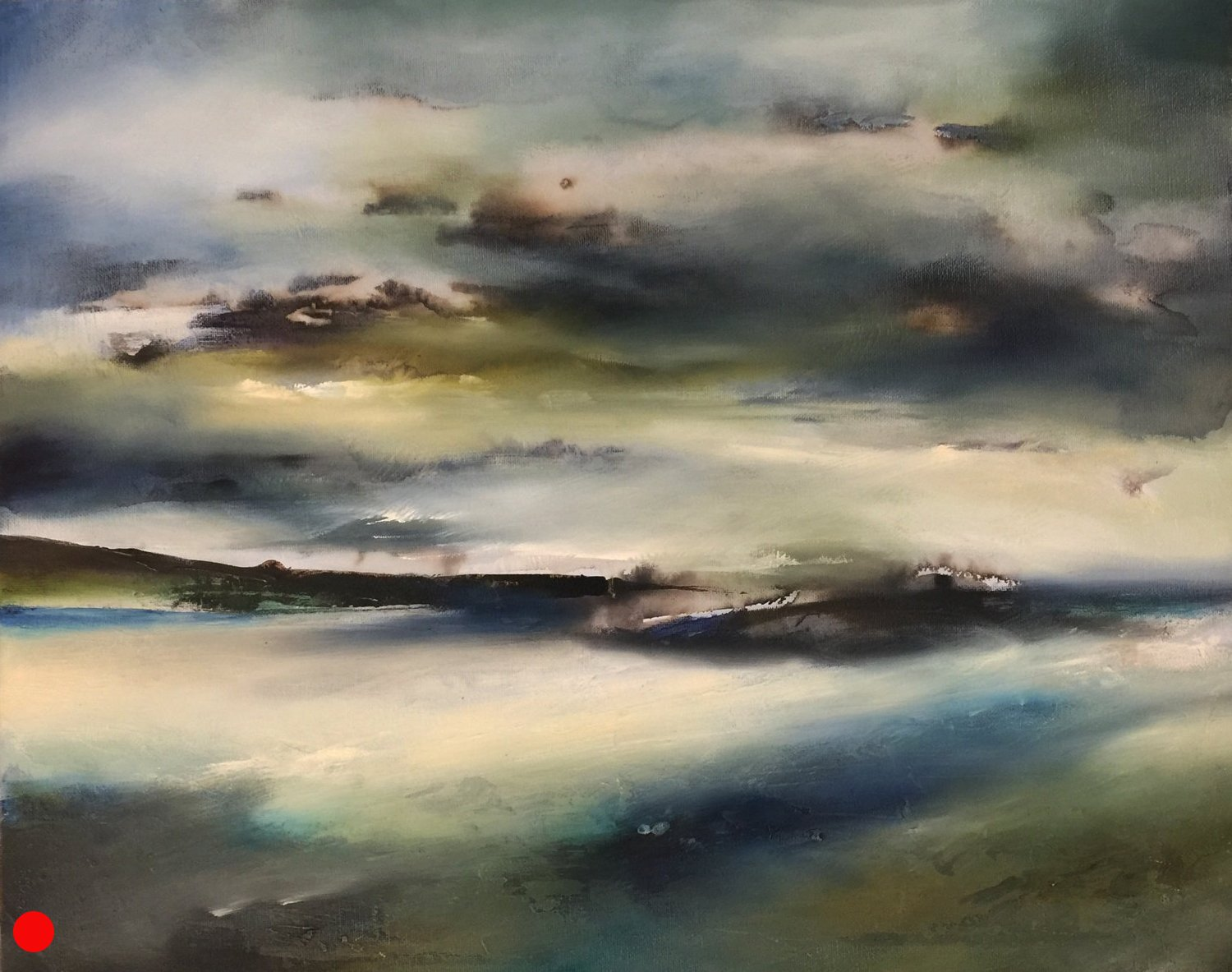 Cloudy Bay by Joanne Duffy