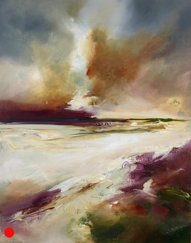 Dust and Salt II by Joanne Duffy