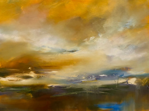 Golden Lake by Joanne Duffy