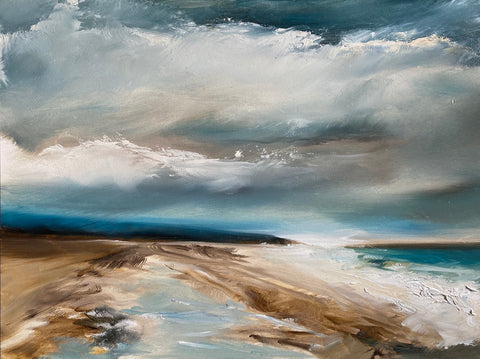 Beach Comber by Joanne Duffy